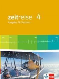 Zeitreise 4. Ausgabe Sachsen