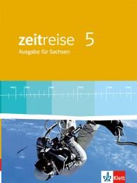 Zeitreise 5. Ausgabe Sachsen