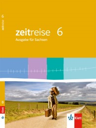 Zeitreise 6. Ausgabe Sachsen
