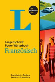 Langenscheidt Power Wörterbuch Französisch