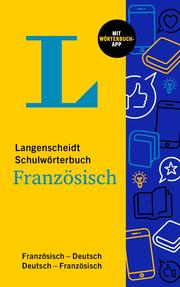 Langenscheidt Schulwörterbuch Französisch - Cover