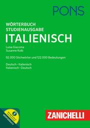 PONS Wörterbuch Studienausgabe Italienisch