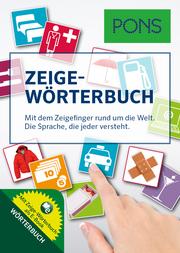 PONS Zeige-Wörterbuch - Cover