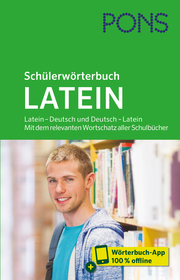 PONS Schülerwörterbuch Latein
