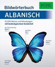 PONS Bildwörterbuch Albanisch