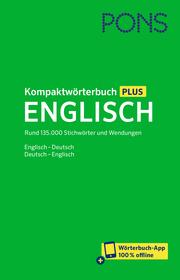 PONS Kompaktwörterbuch Plus Englisch