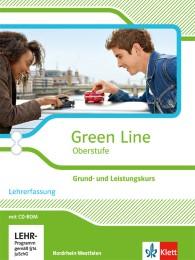 Green Line Oberstufe. Grund- und Leistungskurs, Ausgabe Nordrhein-Westfalen