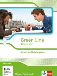 Green Line Oberstufe. Grund- und Leistungskurs, Ausgabe Rheinland-Pfalz und Saarland