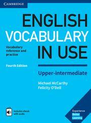English Vocabulary in Use Upper-intermediate 4th Edition
