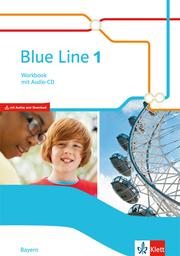 Blue Line 1. Ausgabe Bayern
