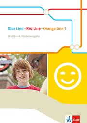 Blue Line - Red Line - Orange Line 1