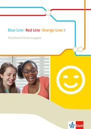 Blue Line - Red Line - Orange Line 2