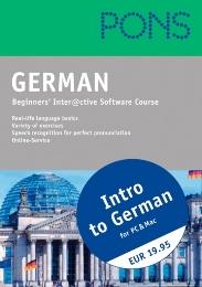 Beginners' Interactive Software Course: German
