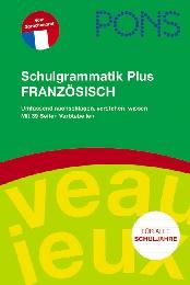 PONS Schulgrammatik Plus Französisch