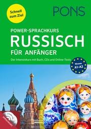 PONS Power-Sprachkurs Russisch für Anfänger