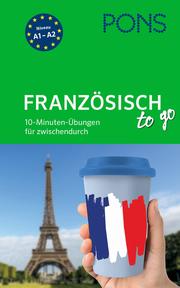 PONS Französisch to go - Cover