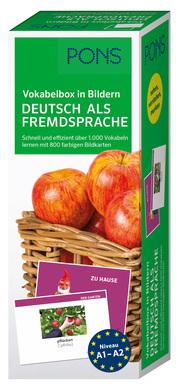 PONS Vokabelbox in Bildern Deutsch als Fremdsprache