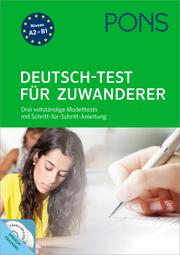 PONS Deutsch-Test für Zuwanderer