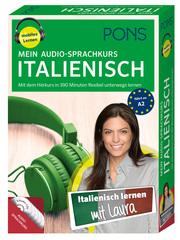 PONS Mein Audio-Sprachkurs Italienisch