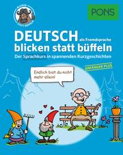 PONS Deutsch als Fremdsprache blicken statt büffeln - Cover