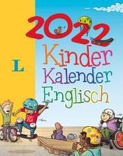 Langenscheidt Kinderkalender Englisch 2022 - Cover