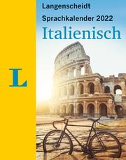 Langenscheidt Sprachkalender Italienisch 2022