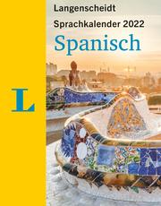 Langenscheidt Sprachkalender Spanisch 2022