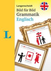 Langenscheidt Bild für Bild Grammatik Englisch