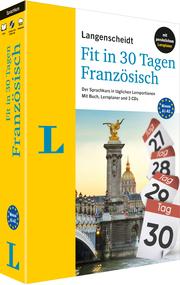 Langenscheidt Fit in 30 Tagen Französisch - Cover