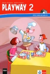 Playway 2. Ab Klasse 1. Ausgabe Hamburg, Rheinland-Pfalz, Baden-Württemberg, Berlin, Brandenburg