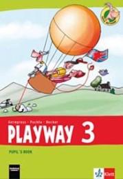 Playway 3. Ab Klasse 3. Ausgabe für Schleswig-Holstein, Niedersachsen, Bremen, Hessen, Berlin, Brandenburg, Sachsen-Anhalt und Thüringen, TH