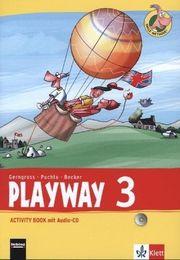 Playway 3. Ab Klasse 3. Ausgabe für Schleswig-Holstein, Niedersachsen, Bremen, Hessen, Berlin, Brandenburg, Sachsen-Anhalt und Thüringen