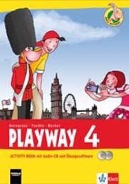 Playway 4. Ab Klasse 3. Ausgabe für Schleswig-Holstein, Niedersachsen, Bremen, Hessen, Berlin, Brandenburg, Sachsen-Anhalt und Thüringen