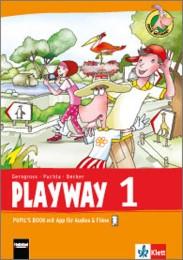 Playway 1. Ab Klasse 1. Ausgabe Hamburg, Rheinland-Pfalz, Baden-Württemberg und Brandenburg