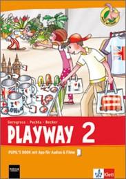 Playway 2. Ab Klasse 1. Ausgabe Hamburg, Rheinland-Pfalz, Baden-Württemberg und Brandenburg