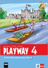 Playway 4. Ab Klasse 1. Ausgabe Hamburg, Nordrhein-Westfalen, Rheinland-Pfalz, Baden-Württemberg und Brandenburg