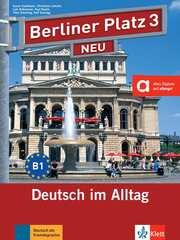 Berliner Platz, Deutsch im Alltag, neu - Cover