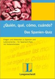 Quien, que, como, cuando?, Das Spanien-Quiz, Fragen zu Spanien und Lateinamerika
