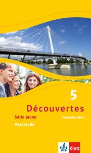Découvertes 5. Série jaune - Passerelle - Cover