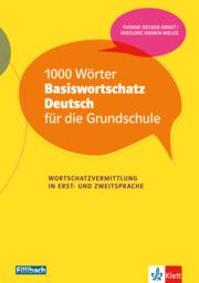 1000 Wörter Basiswortschatz Deutsch für die Grundschule