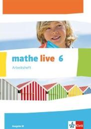 mathe live 6. Ausgabe W