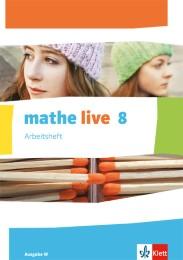 mathe live 8. Ausgabe W