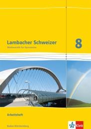 Lambacher Schweizer Mathematik 8. Ausgabe Baden-Württemberg