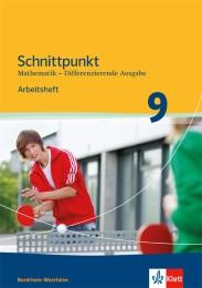 Schnittpunkt Mathematik 9. Differenzierende Ausgabe Nordrhein-Westfalen