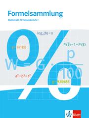 Formelsammlung. Mathematik für Sekundarstufe I. Ausgabe Baden-Württemberg
