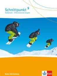 Schnittpunkt Mathematik 5. Differenzierende Ausgabe Baden-Württemberg