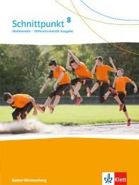 Schnittpunkt Mathematik 8. Differenzierende Ausgabe Baden-Württemberg