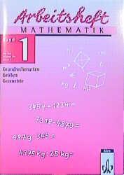 Arbeitshefte Mathematik, neu