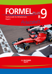 Formel PLUS 9R. Ausgabe Bayern Mittelschule