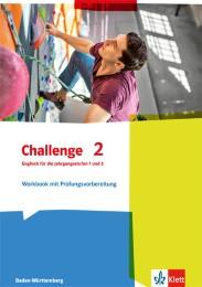 Challenge 2. Englisch für die Jahrgangsstufen 1 und 2. Ausgabe Baden-Württemberg
